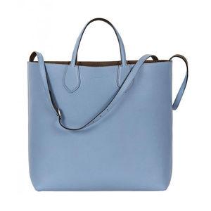 Gucci Classic Women's Baby Blue Reversible 370823